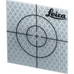 منشور Leica 60x60 Reflective Target
