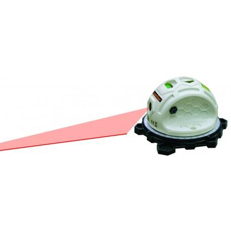 لیزر خطی برای تنظیم کار روی تمام سطوح -  لیزر خط انداز قابل چرخش بر روی مقیاس زاویه