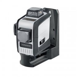 تراز لیزری سه بعدی با یک افق و دو خط عمود 360درجه SuperPlane-Laser 3D Plus