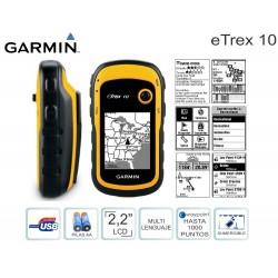 GPS دستيGARMIN     مدلetrex10