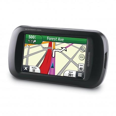 GPS دستیGARMIN    مدلMONTANA650