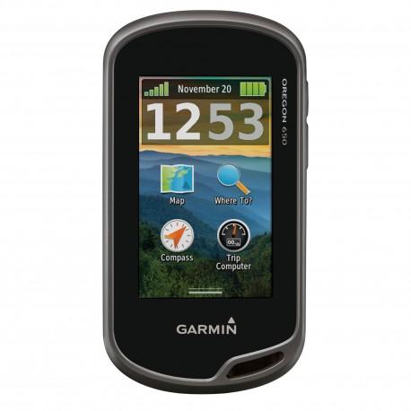 GPS دستیGARMIN    مدل Oregon650