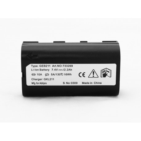 باتری توتال لایکا   LEICA  GEB211 Baterry  MADE IN CHINA