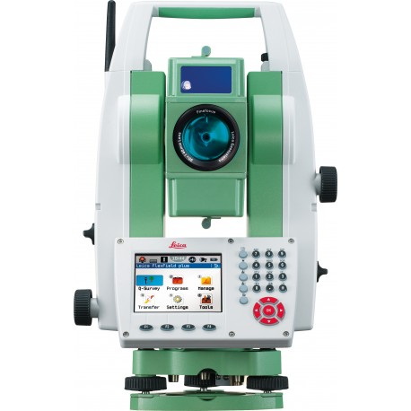 توتال استیشن Leica Flexline Series TS09